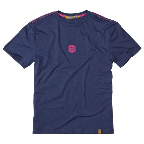Moon Climbing - Train Hard Tee - T-paidat