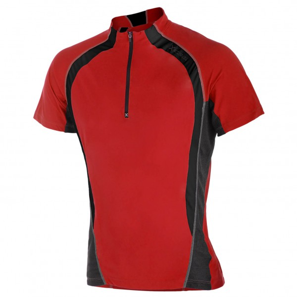 Montura - Run Zip T-Shirt - Running shirt