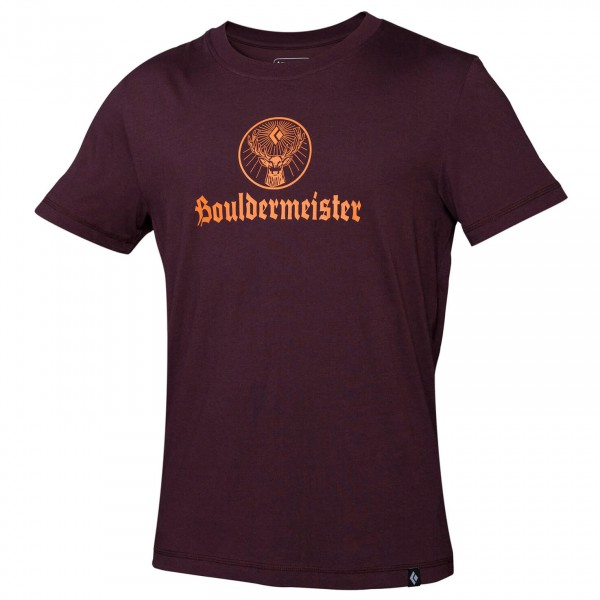 Black Diamond - Bouldermeister Tee - T-shirt