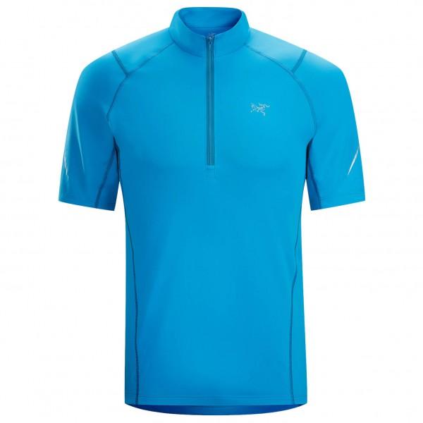 Arc'teryx - Accelerator Zip Neck SS - Running shirt