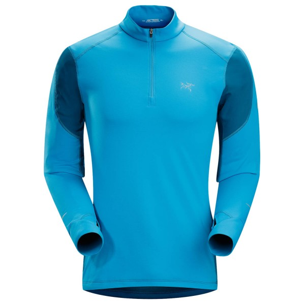 Arc'teryx - Cyclic Zip Neck - Laufshirt