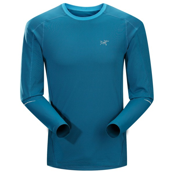 Arc'teryx - Motus Crew LS - Running shirt