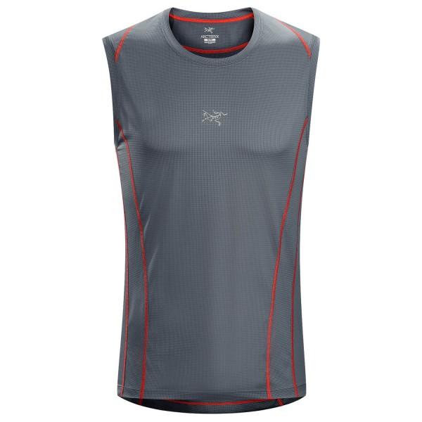 Arc'teryx - Sarix Sleeveless - Laufshirt