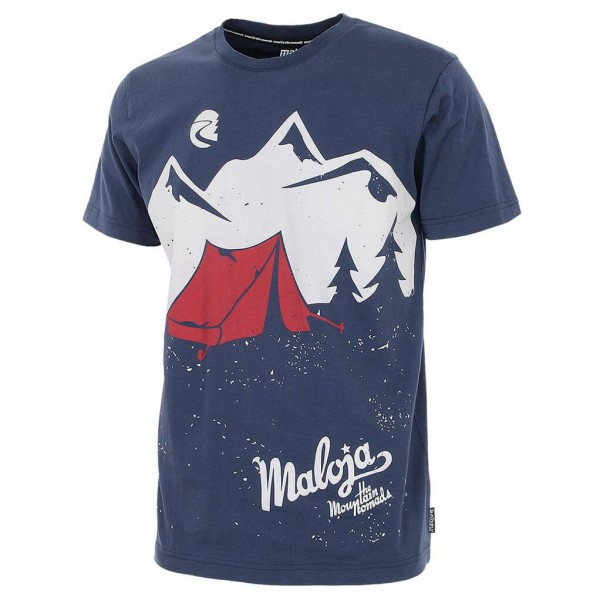 Maloja - FaridM. - T-shirt