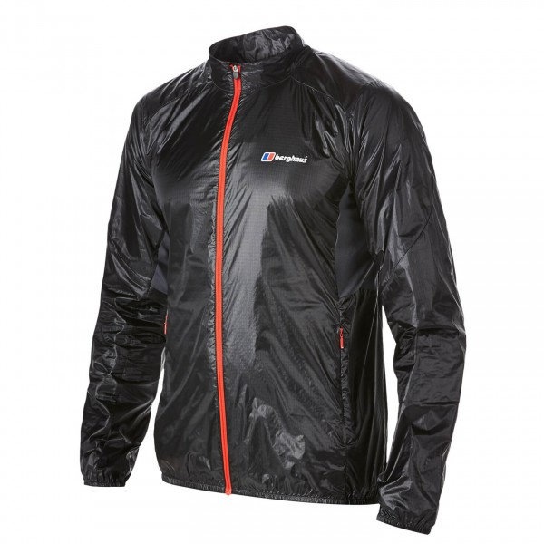 Berghaus - Vapourlight Speed Windshirt - Laufshirt