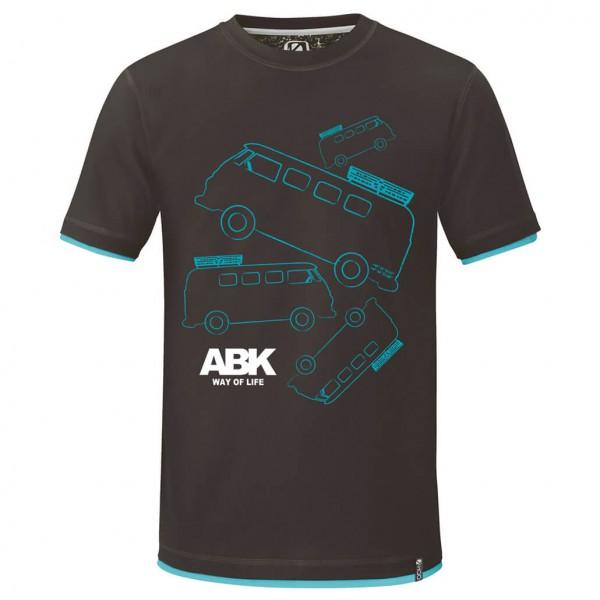 ABK - Travel - T-shirt