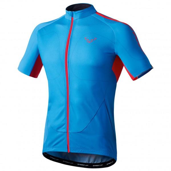 Dynafit - Gravel SS Full Zip-T - Running shirt