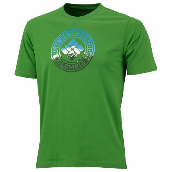 Columbia - CSC Tried And True Short Sleeve Tee - T-paidat