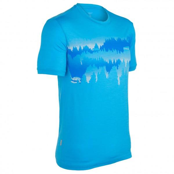 Icebreaker - Tech T Lite SS National Park - T-shirt