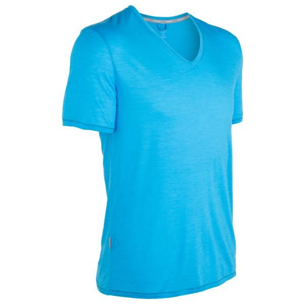 Icebreaker - Drifter SS V - T-Shirt