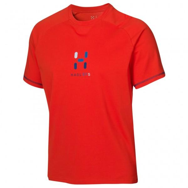 Haglöfs - Apex Logo Tee - T-shirt