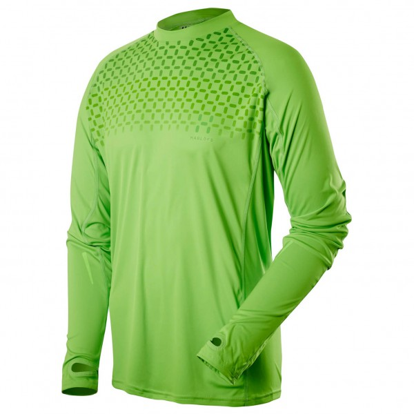Haglöfs - Scramble LS G Tee - Running shirt