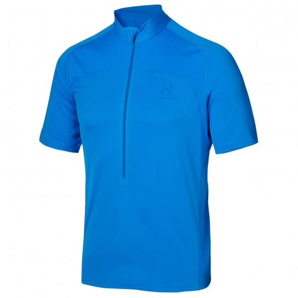 Haglöfs - Puls II SS Zip Tee - Running shirt