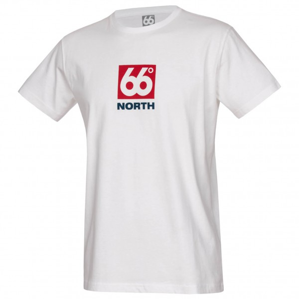 66 North - Logn T-Shirt Basic - T-paidat