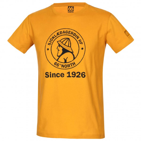 66 North - Logn T-Shirt Since 1926 - T-paidat