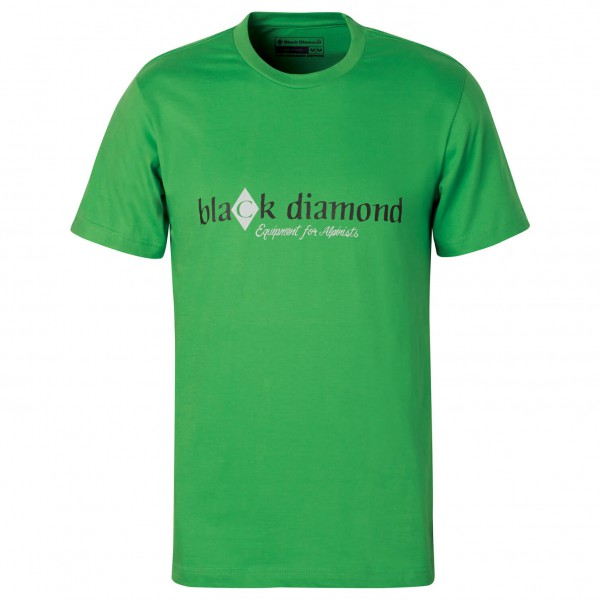 Black Diamond - SS Diamond C Tee - T-Shirt