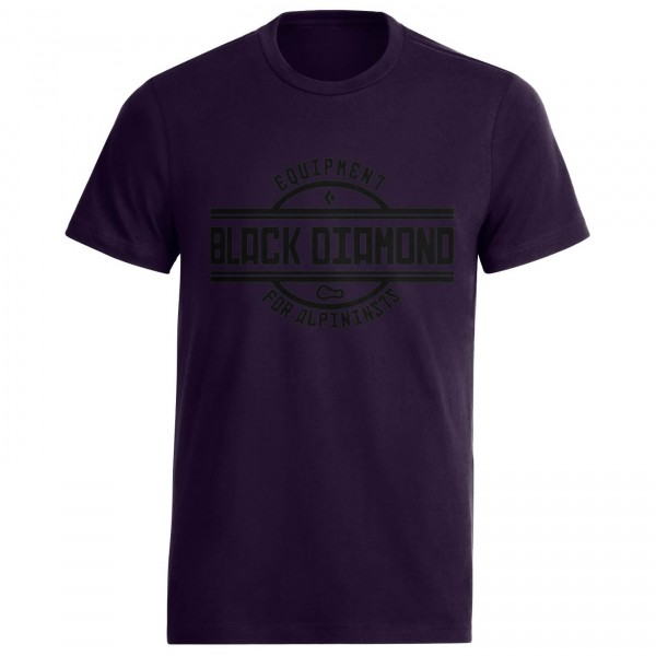 Black Diamond - SS Intellectual Prop Tee - T-paidat