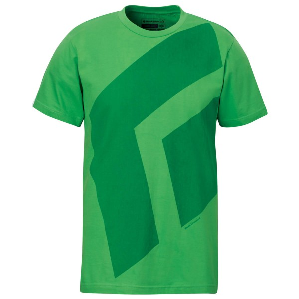 Black Diamond - SS MAX Logo Tee - T-paidat