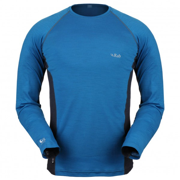 Rab - MeCo 120 LS Tee - Manches longues
