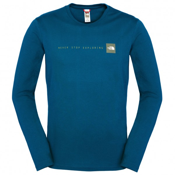 The North Face - LS Nse Tee - Long-sleeve