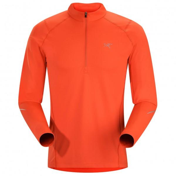 Arc'teryx - Accelerator LS Zip - Running shirt