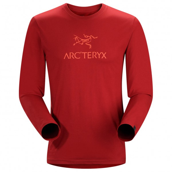 Arc'teryx - Bird Word LS T-Shirt - Long-sleeve