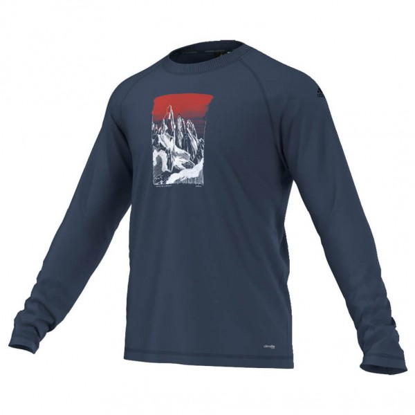 Adidas - HT LS Tee - Manches longues
