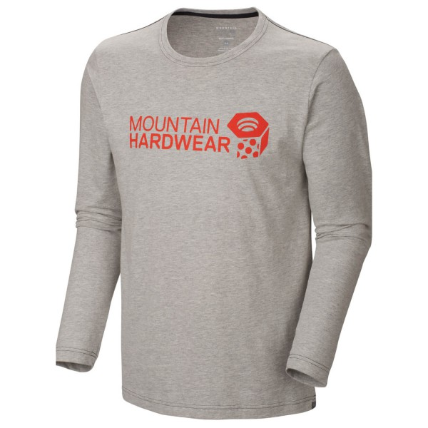 Mountain Hardwear - Mhw Graphic LS T - Manches longues