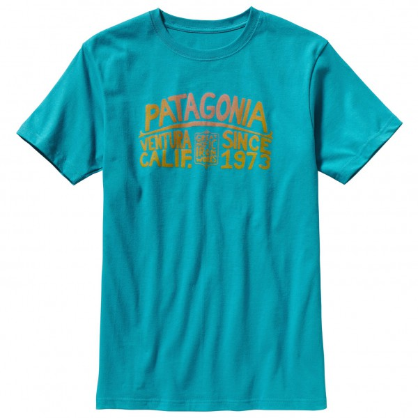 Patagonia - Beachtown Sign T-Shirt - T-shirt