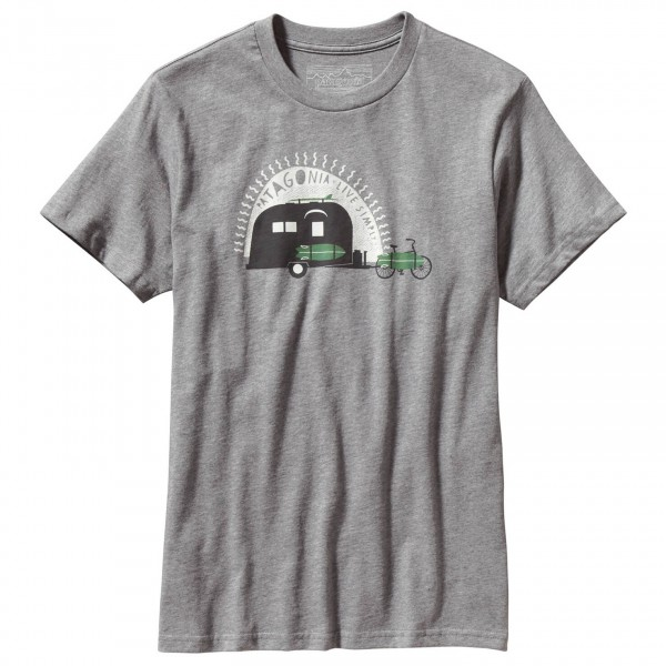 Patagonia - Patagonia Road Trip T-Shirt - T-shirt