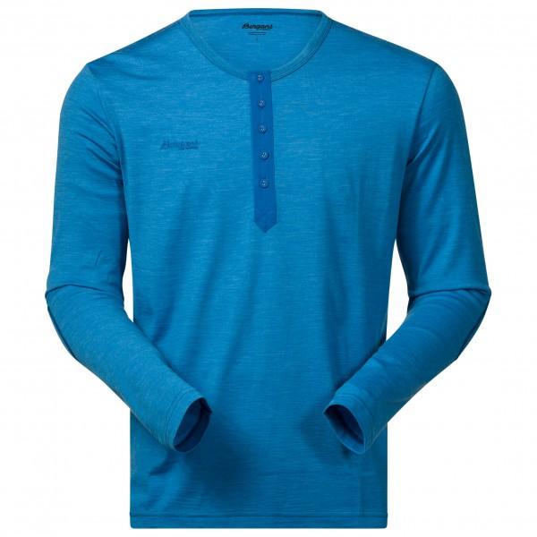 Bergans - Henley Wool Shirt - Longsleeve