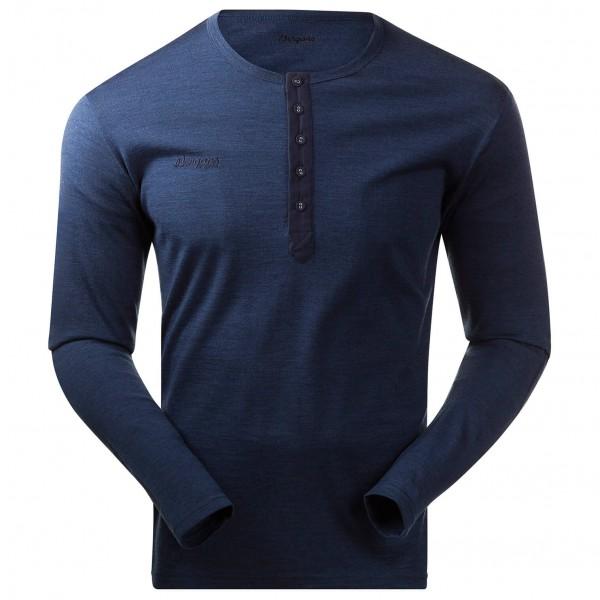 Bergans - Henley Wool Shirt - Long-sleeve
