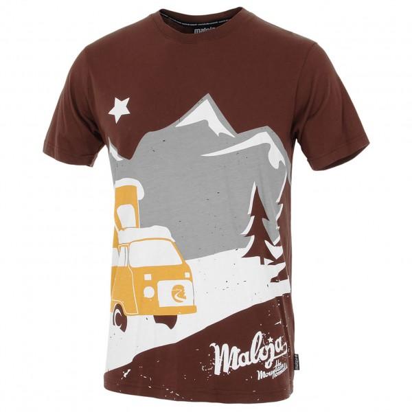Maloja - KamilM. - T-Shirt