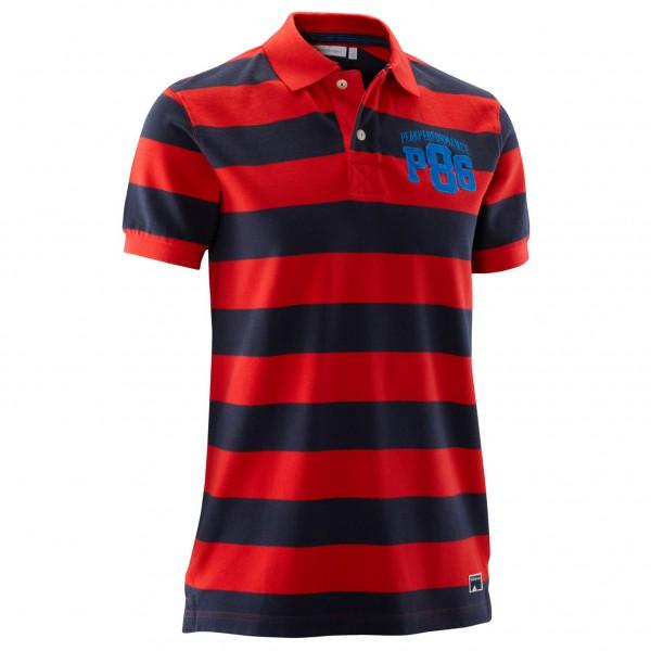 Peak Performance - M Irvin Stripe Pique - Polo-Shirt