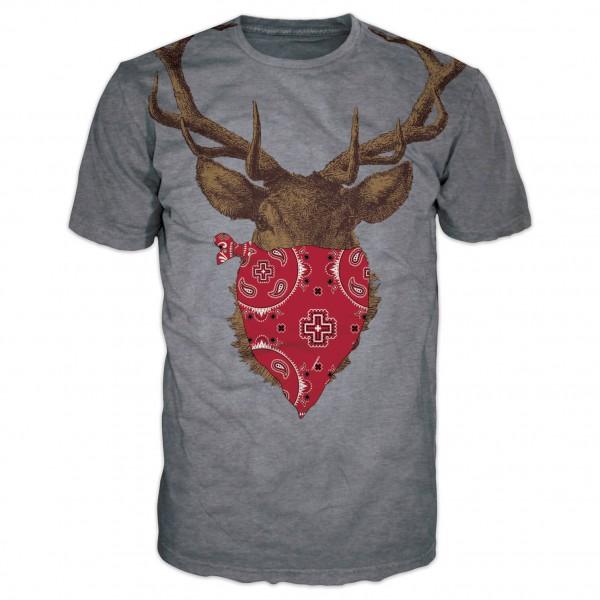 Alprausch - Rolf Räuberhirsch - T-shirt