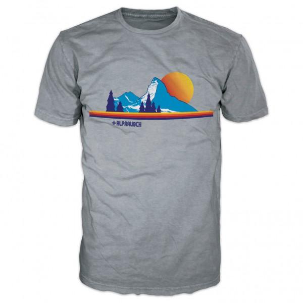 Alprausch - Rolf Bergwelt - T-Shirt