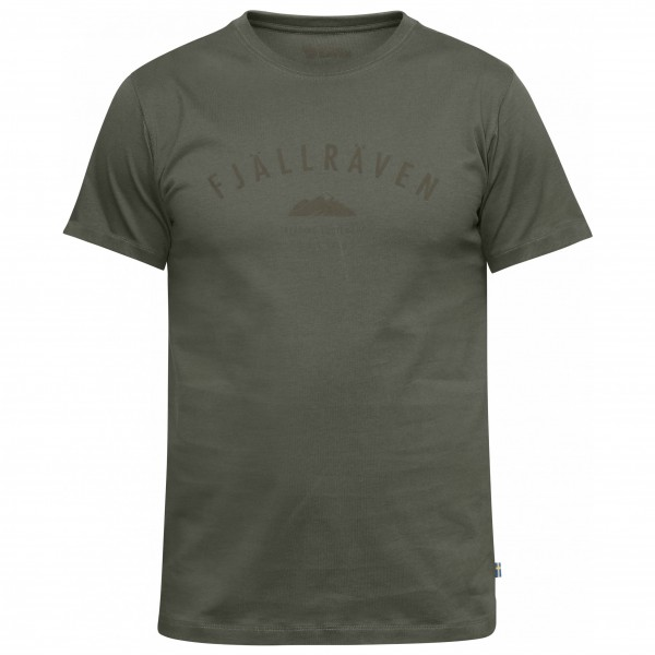 Fjällräven - Trekking Equipment T-Shirt - T-shirt
