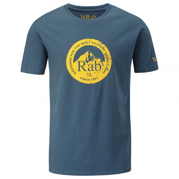 Rab - Graphic Tee Peak Badge - T-paidat