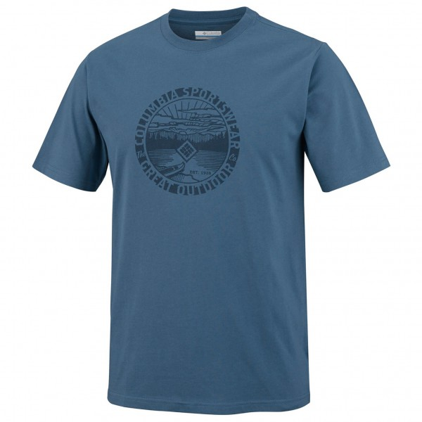 Columbia - Outdoor Horizon II Short Sleeve Tee - T-paidat