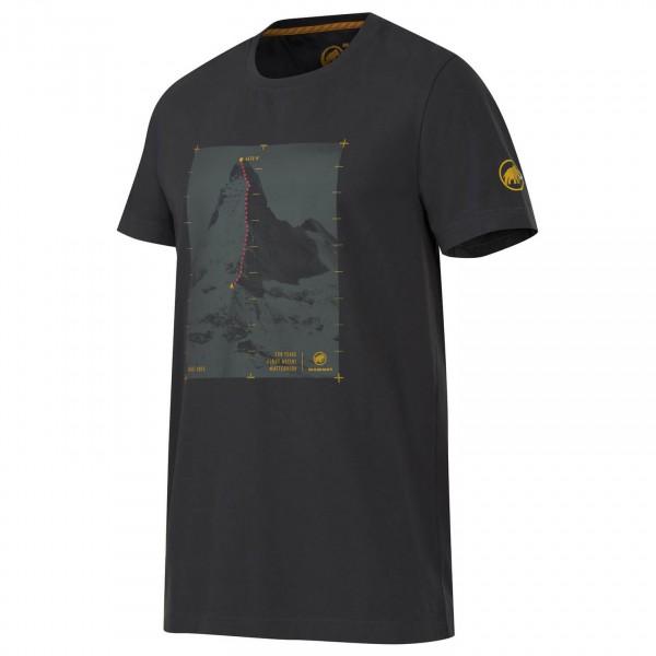 Mammut - Hörnli Ridge T-Shirt - T-paidat