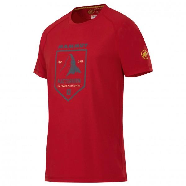 Mammut - 150 Years T-Shirt - T-paidat