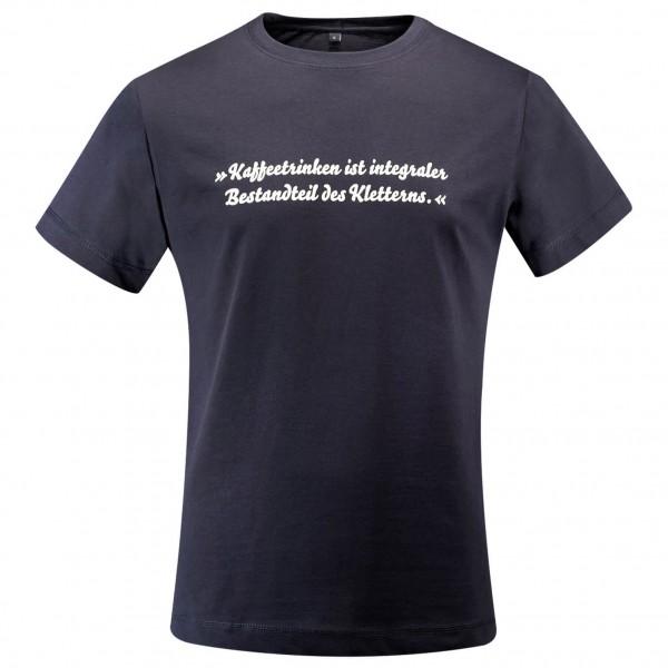 Cafe Kraft - Kaffeetrinken Shirt - T-paidat