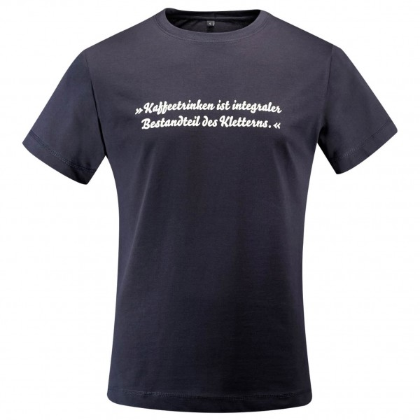 Cafe Kraft - Kaffeetrinken Shirt - T-shirt