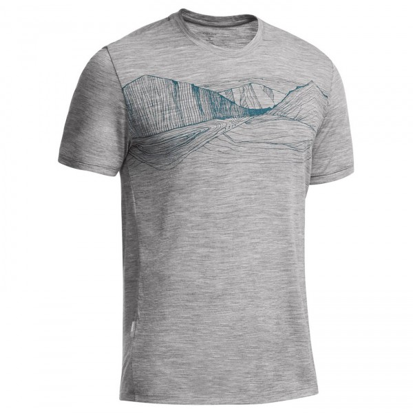 Icebreaker - Tech Lite SS Graphic - T-shirt