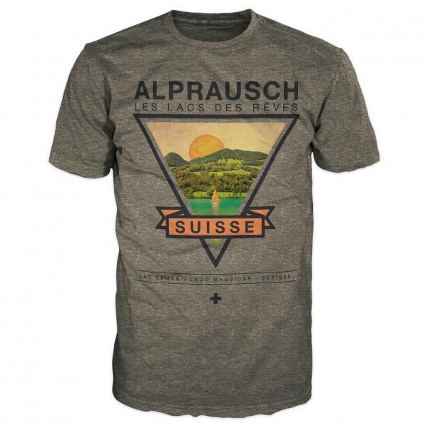 Alprausch - Edwin Lacdesreves - T-shirt