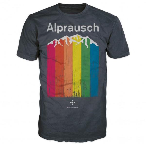 Alprausch - Edwin Di Farbig Alp - T-Shirt