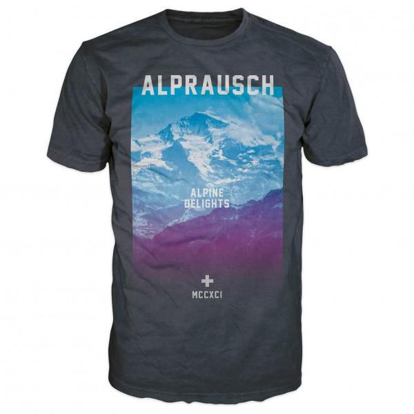 Alprausch - Edwin Alpe Glühe - T-paidat