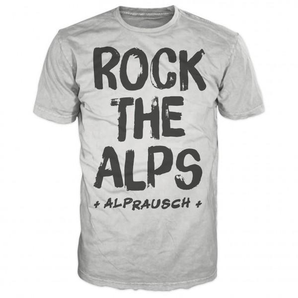 Alprausch - Edwin Rock The Alps - T-Shirt