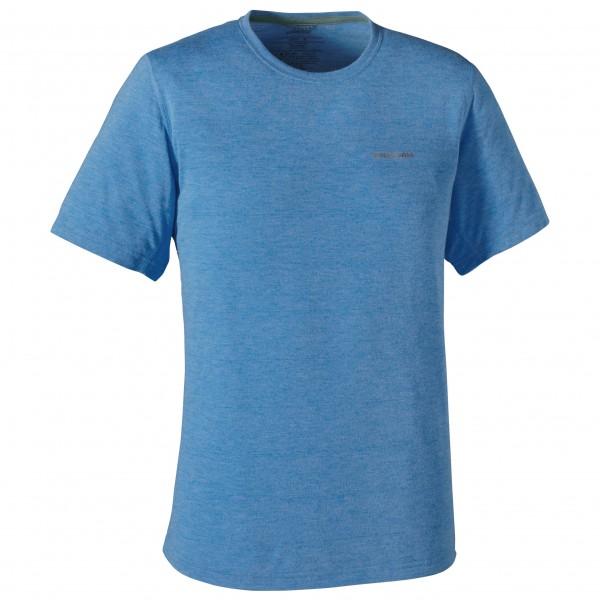 Patagonia - S/S Nine Trails Shirt - Juoksupaita