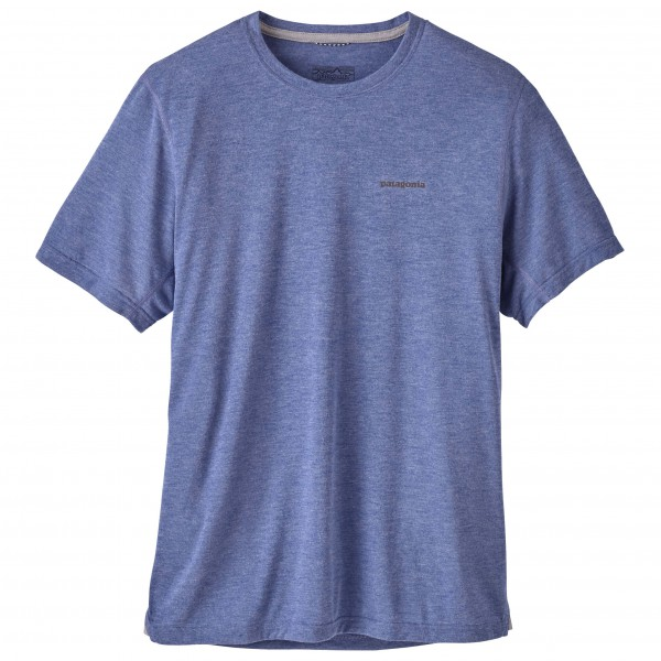 Patagonia - SS Nine Trails Shirt - Juoksupaita